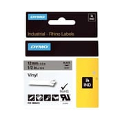 """Dymo 1805413 1/2"""" Thermal Transfer Color Coded Label, Gray"""