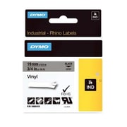 "Dymo 1805419 3/4"" Thermal Transfer Color Coded Label, Gray"