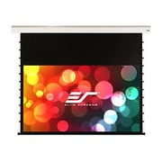 Elite Screens Starling Tab-Tension 2 Series STT135XWH2-E6 Electric Projection Screen, 135""