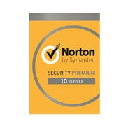 Symantec™ Norton Premium 3.0 Security Software, 10 PC, Windows/Mac/Android/iOS (21353947)