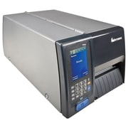 "Intermec® 406 dpi Monochrome Thermal Transfer Label Printer, 7.1"" x 9.9"" x 17"", Black/Silver (PM43CA1150000401)"