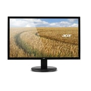"Acer™ Predator Z271 27"" Curved LED LCD Monitor, Black/Red"