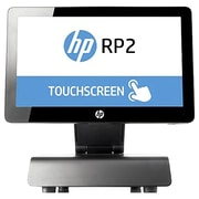 HP® RP2 2030 Intel Pentium J2900 128GB SSD 4GB RAM Windows 7 Professional All-in-One POS System