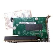 Intel® PCI Express rIOM Riser and rIOM Carrier Board Kit for HNS2600KP Compute Module (AXXKPTPIOM)