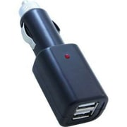 Fuse® 2 Port Car Charger for USB Device/Smartphone/MP3 Player (6759)