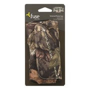 Fuse® 7771 Fabric XL Horizontal Universal Case F/Apple iPhone 5/5S/6, Mossy Oak Break-Up Infinity Camo