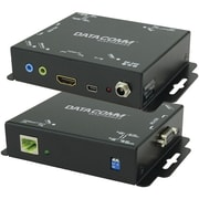 Datacomm Electronics 46-0330-rs HDbaset™ HDMI® Extender With Rs-232 Port