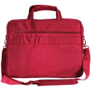 "PCT Brands 09129 17"" Toteit! Deluxe Notebook Case (red)"