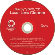 POWER GEAR 33628 Laser Lens Cleaner for CD, DVD and Blu-ray™