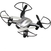 Digital Treasures 70355 Zero Gravity HD Drone (silver)