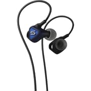 Soul 81970461 Pulse Reverse Fit Headphones With Microphone (blue)