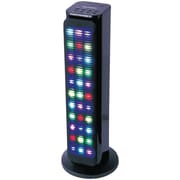 Sylvania Sp355 Bluetooth® Tabletop Plasma LED Tower Speaker