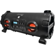 Pyle Pro Pbmspg130bk Portable Bluetooth® Boom Box Speaker (black)