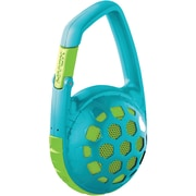 HMDX Hx-p140tq Hangtime Wireless Portable Speaker (turquoise)