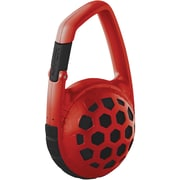 HMDX Hx-p140rd Hangtime Wireless Portable Speaker (red)