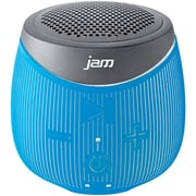 Jam Hx-p370bl Jam Doubledown™ Bluetooth® Speaker (blue)