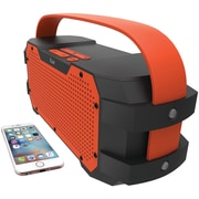 Iluv Impactl3ulor Portable Water-resistant Bluetooth® Boombox (orange)