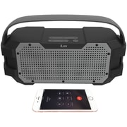 Iluv Impactl2bk Portable Waterproof Bluetooth® Speaker