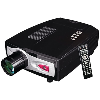 Image of Pyle Home PrjHD66 Home Theater Widescreen Projector