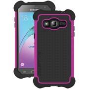 Ballistic Tj1708-a19n Samsung® Galaxy J3® Tough Jacket™ Case (black/hot Pink)