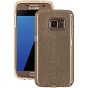 Speck 75836-5636 Samsung® Galaxy S® 7 Candyshell® Clear Case (gold Glitter/clear)
