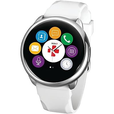 My Kronoz 813761020978 Zeround Smartwatch (silver/white)