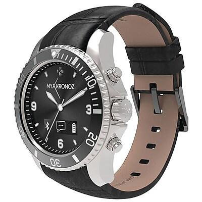My Kronoz 813761020428 Zeclock Premium Smartwatch (silver)