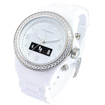 My Kronoz 813761020442 Zeclock Swarovski Smartwatch (white)