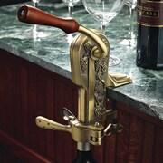 Wine Enthusiast 4331201 Legacy Corkscrew (Antique Bronze)