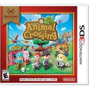 Nintendo Selects: Animal Crossing New Leaf, Nintendo 3DS