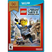 Nintendo Selects: Lego City Undercover, Wii-U