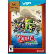 Nintendo Selects: The Legend Of Zelda Wind Waker HD, Wii-U