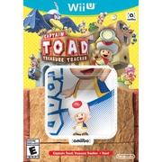 Captain Toad Treasure Tracker w/Toad Amiibo, Wii-U