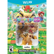 Mario Party 10 w/Bowser Amiibo (Classic), Wii-U
