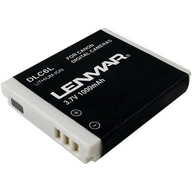 Lenmar® Replacement battery for the Canon NB-6L (DLC6L)