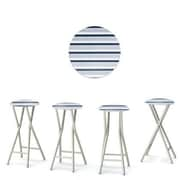Best of Times Garage 30'' Bar Stool (Set of 4)