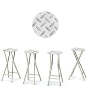 Best of Times Urban 30'' Bar Stool (Set of 4)