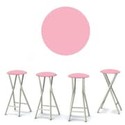 Best of Times Ice Cream Parlour 30'' Bar Stool (Set of 4)