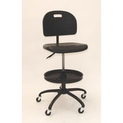 ShopSol Low-Back Drafting Chair