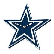 FoamFanatics NFL 15'' Wall Clock; Dallas Cowboys