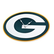 FoamFanatics NFL 15'' Wall Clock; Green Bay Packers