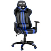 Merax Leather Executive Chair; Blue