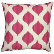Collier Sun Throw Pillow; 17.5'' H x 17.5'' W