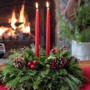 Harbor Farm Fresh Classic New England Christmas Table Top Centerpiece
