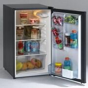 Avanti 4.4 cu. ft. Compact Refrigerator; Black