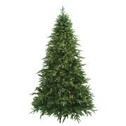 General Foam Plastics Ultima  7.5' Green Christmas Tree w/ 680 Clear + Multi Lights