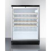 Summit Appliance 40 Bottle Single Zone Freestanding Wine Refrigerator