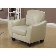 AC Pacific Sawyer Chair; Eggshell