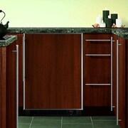 Summit Appliance 6.1 cu. ft. Undercounter Compact Refrigerator w/ Freezer