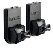 Kanto SWB100 Speaker Brackets, Pair, Black